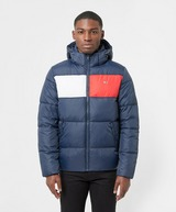 Tommy Jeans Colour Block Padded Jacket