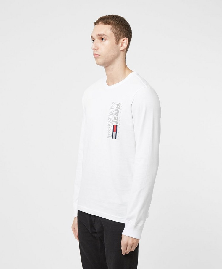 Tommy Jeans Vertical Long Sleeve T-Shirt
