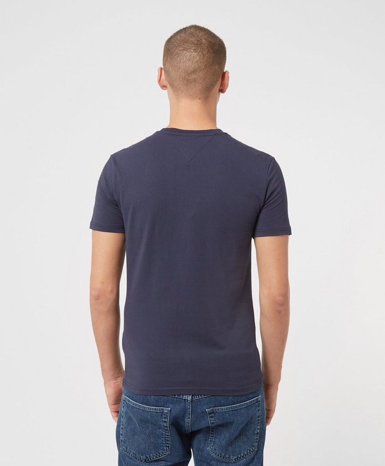 Tommy Jeans Stretch Logo Short Sleeve T-Shirt