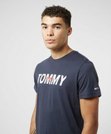 Tommy Jeans Layered Graphic Short Sleeve T-Shirt