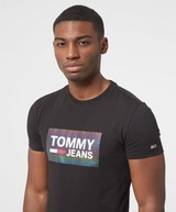 Tommy Jeans Stretch Logo Long Sleeve T-Shirt