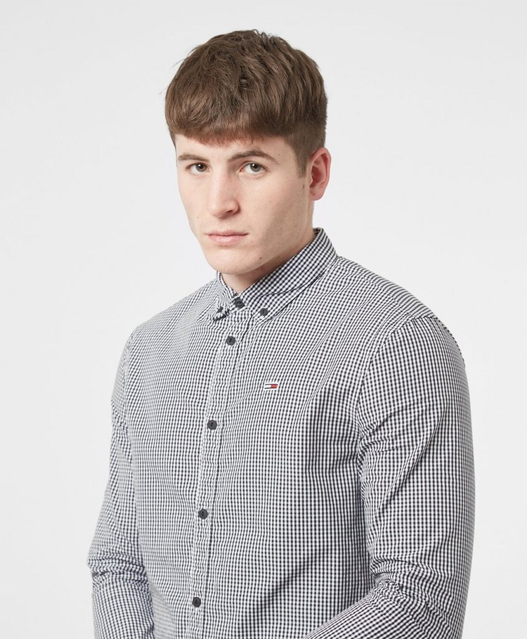 Tommy Jeans Essential Gingham Shirt