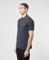 BOSS Paul Curved Logo Polo Shirt