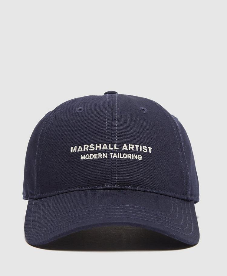 Marshall Artist Full Logo Cap