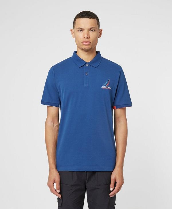 Nautica Competition Coble Short Sleeve Polo Shirt