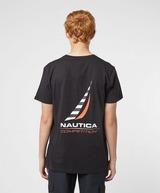 Nautica Competition Afore Back Logo Short Sleeve T-Shirt