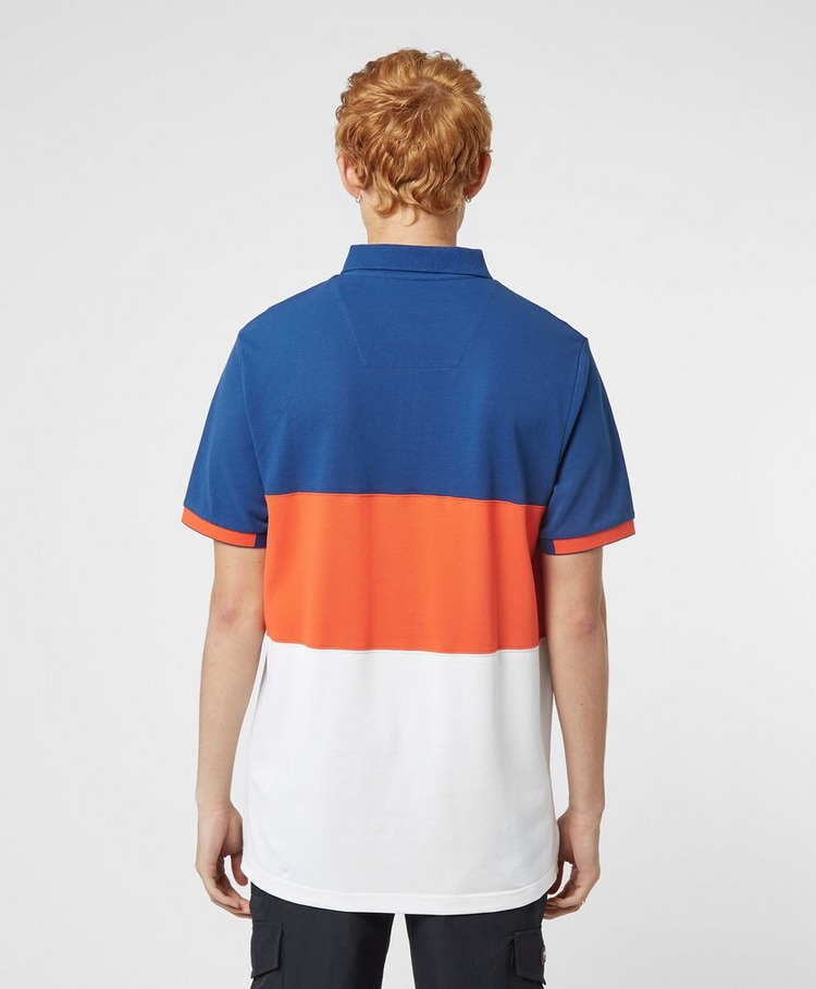 Nautica Competition Unreeve Short Sleeve Polo Shirt