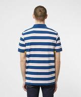 Nautica Competition Cotchel Stripe Short Sleeve Polo Shirt