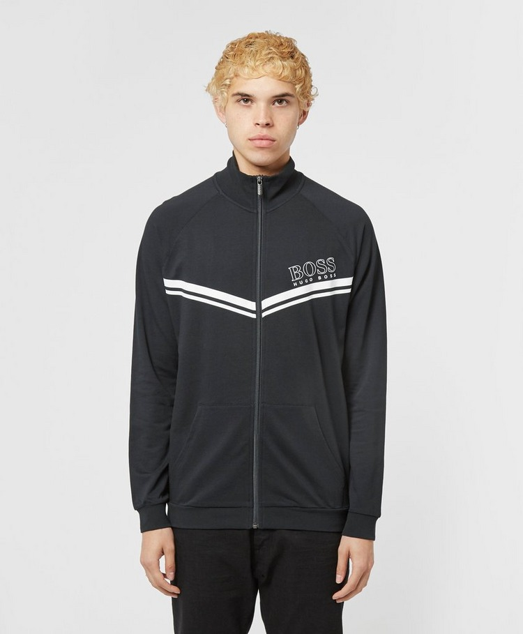 BOSS Authentic Chevron Track Top