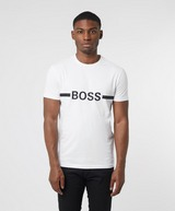BOSS Centre Logo Short Sleeve T-Shirt