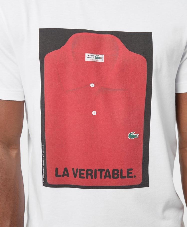 Lacoste Veritable Short Sleeve T-Shirt