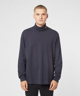 Lacoste Pique Roll Neck Long Sleeve T-Shirt