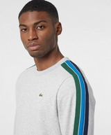 Lacoste Colour Tape Sweatshirt