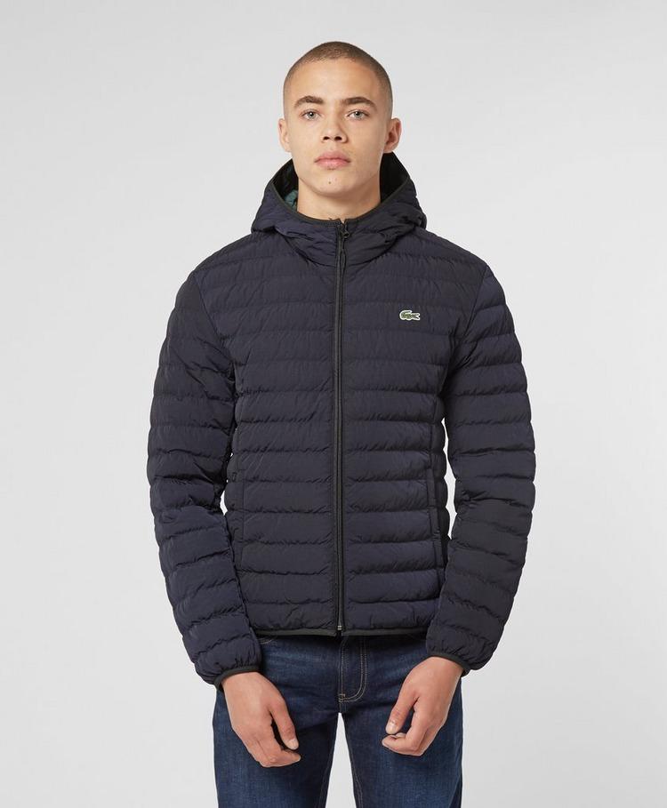 Lacoste Padded Hooded Jacket