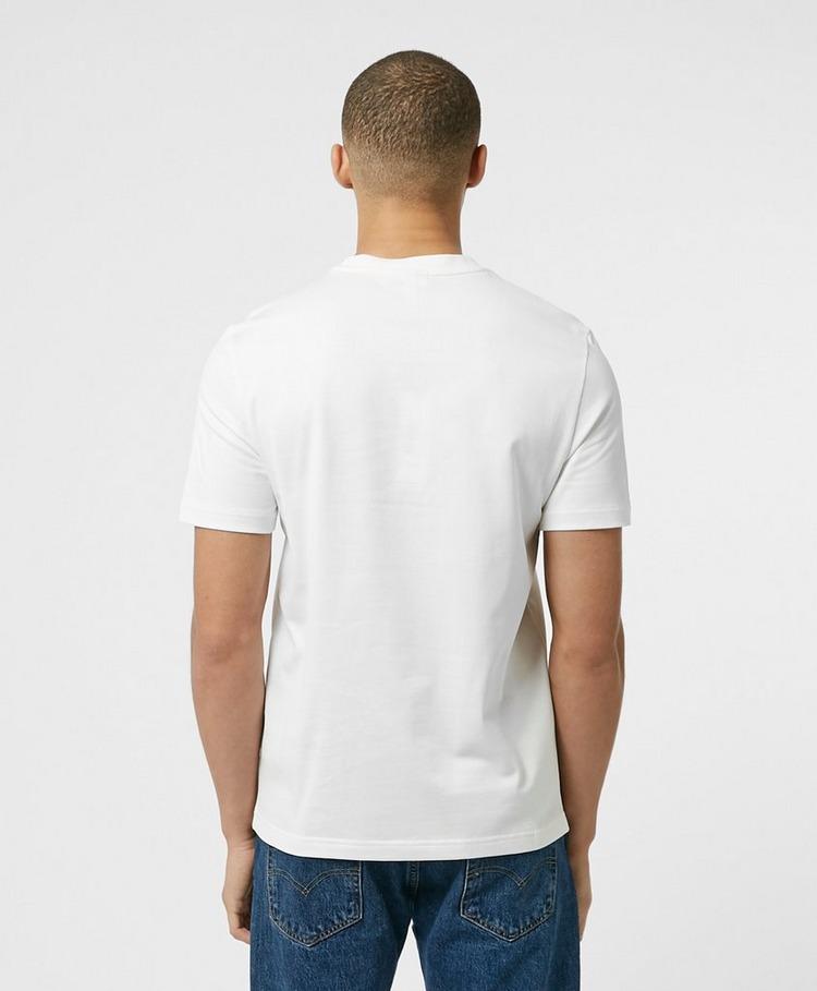 Lacoste Double Logo Short Sleeve T-Shirt
