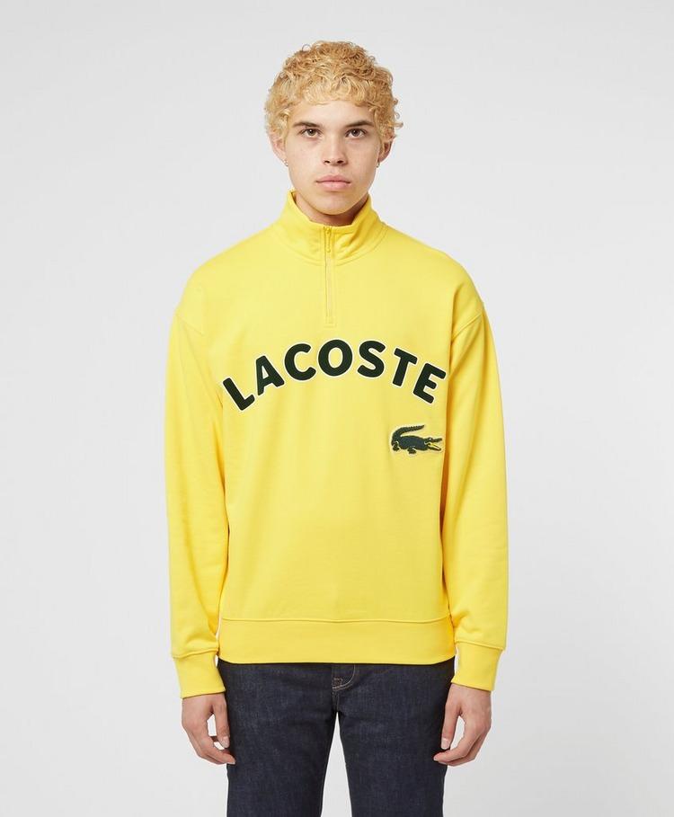 Lacoste Live Double Logo Sweatshirt