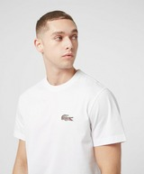 Lacoste x National Geographic Jaguar Croc T-Shirt