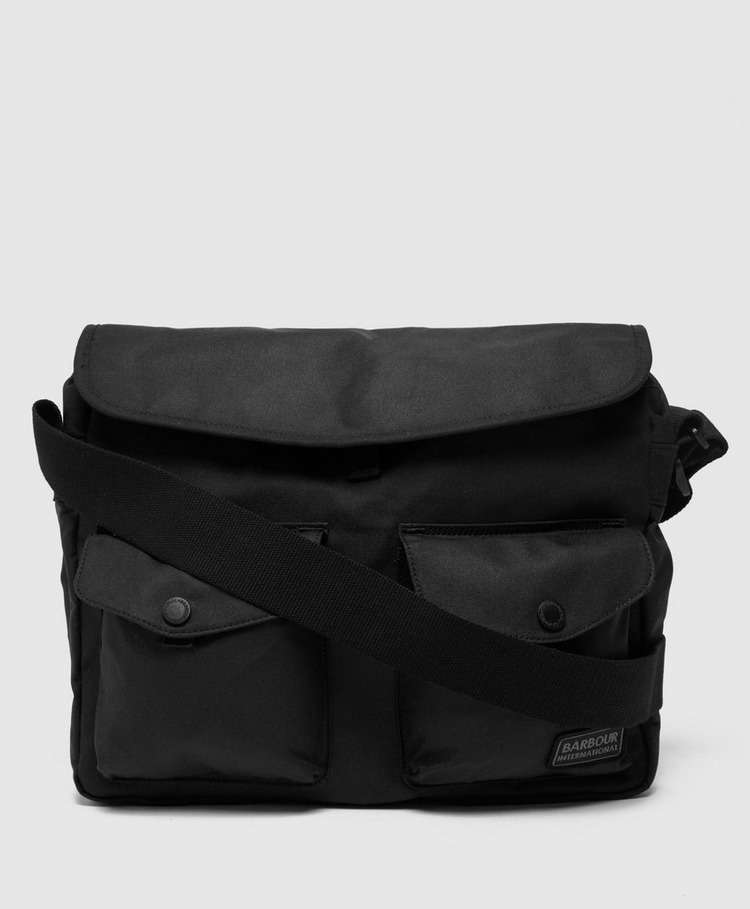Barbour International Duke Messenger Bag