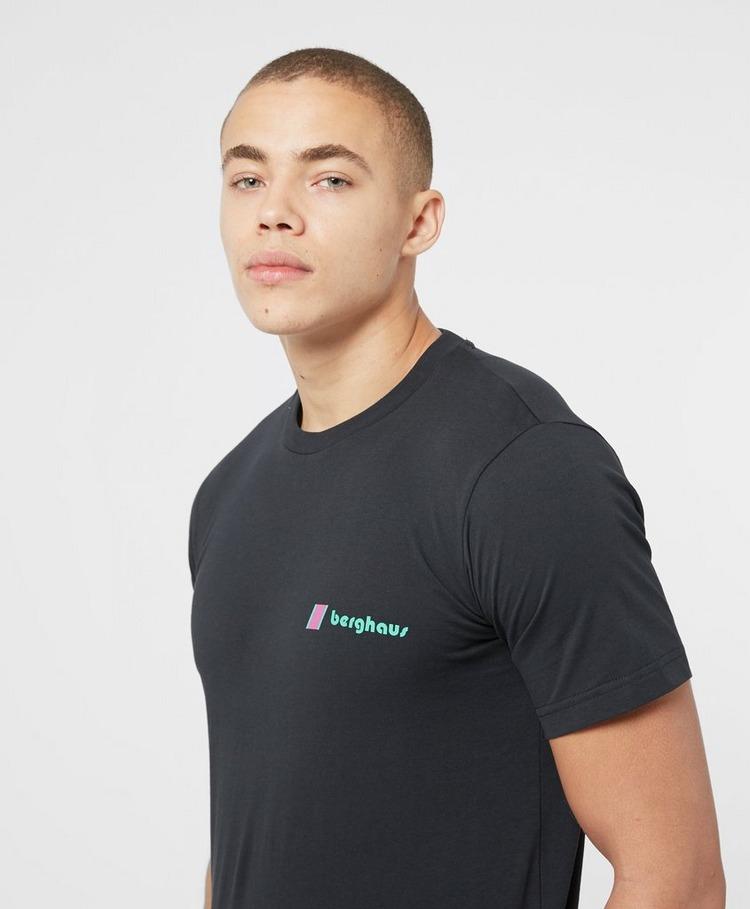Berghaus Alpine Horizon Back Logo Short Sleeve T-Shirt