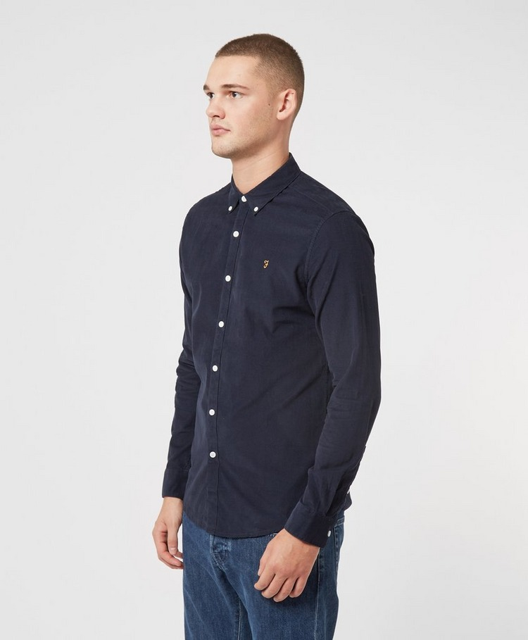 Farah Fontella Cord Long Sleeve Shirt