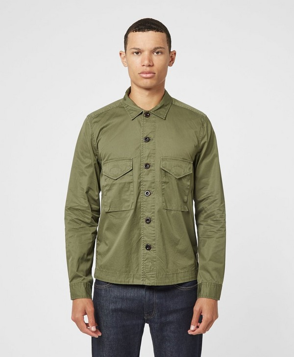 Pretty Green Connor Overshirt