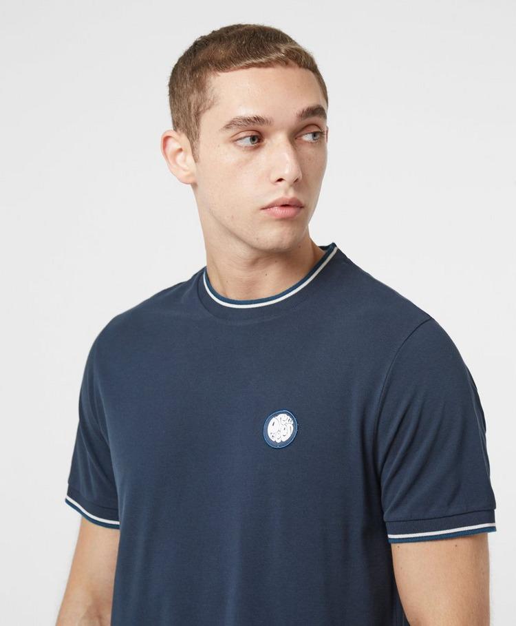 Pretty Green Bobby Pique Short Sleeve T-Shirt