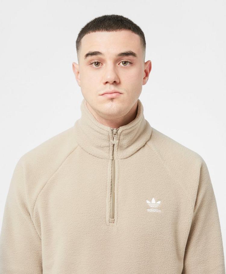 adidas Originals Adicolor Polar Half-Zip Fleece