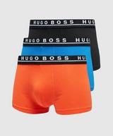 BOSS 3 Pack Trunks