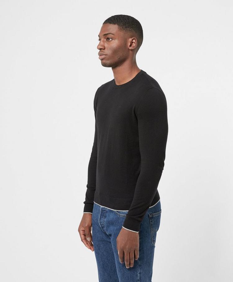 Armani Exchange Core Crew Knitted Sweatshirt