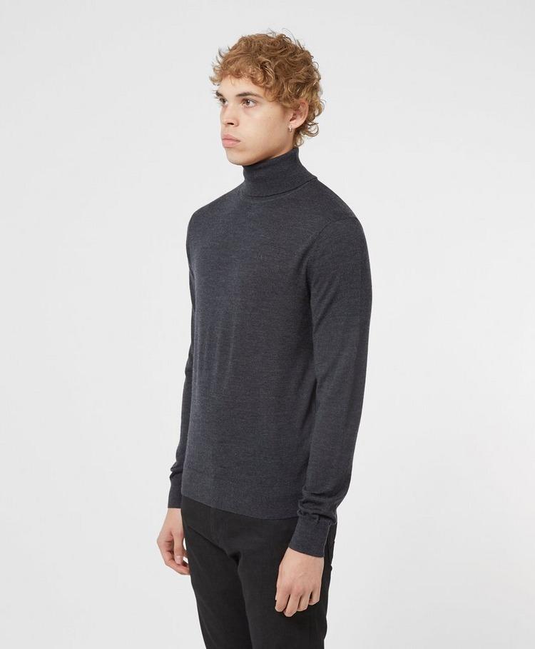Armani Exchange Core Roll Neck Sweatshirt