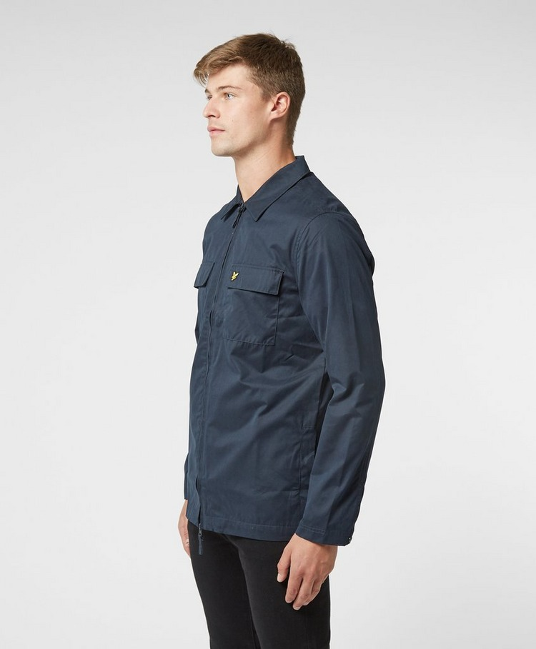 Lyle & Scott Cotton Nylon Overshirt