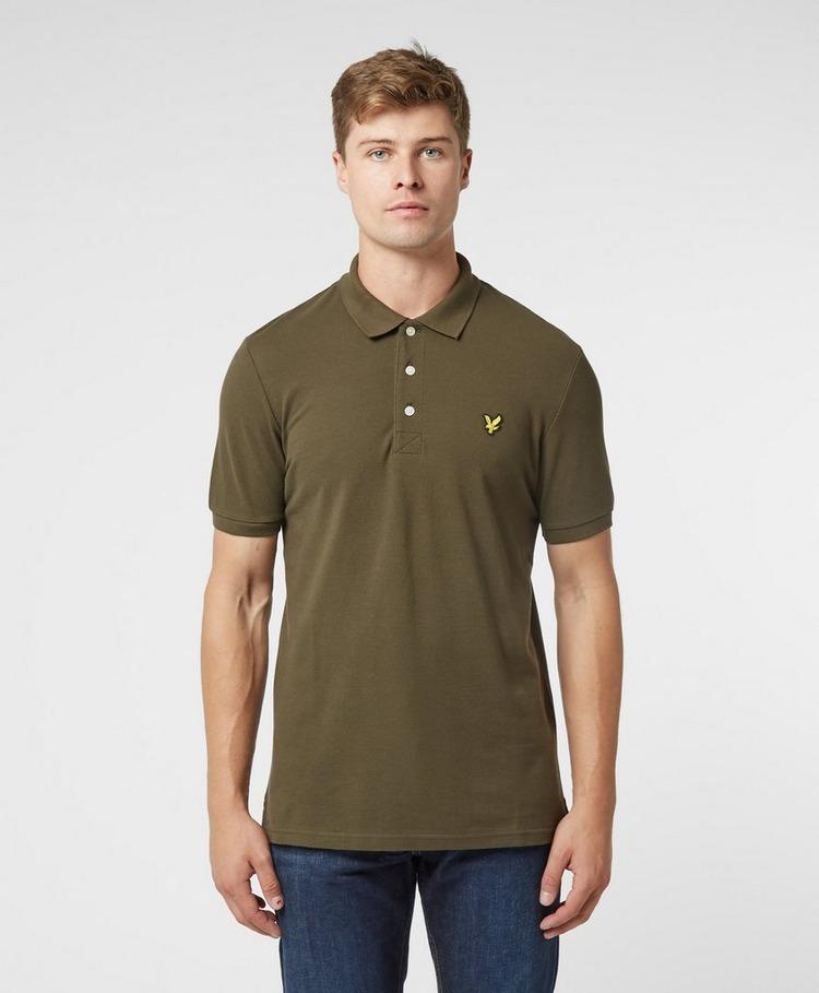 Lyle & Scott Basic Short Sleeve Polo Shirt