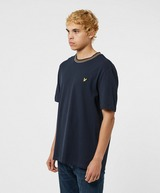 Lyle & Scott Striped Ringer Short Sleeve T-Shirt