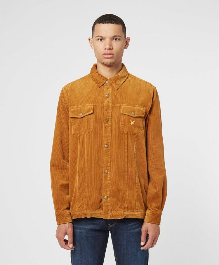 Lyle & Scott Jumbo Cord Overshirt