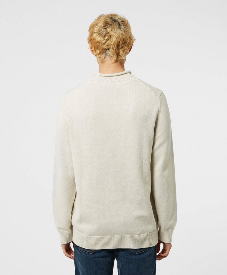 Lyle & Scott Funnel Neck Knitted Sweatshirt