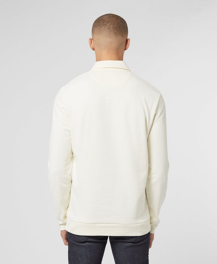 Lyle & Scott Cut And Sew Polo Sweatshirt