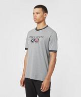 Lyle & Scott Embroidered Flag Short Sleeve T-Shirt