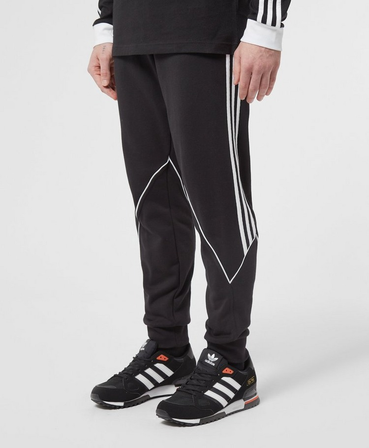 adidas Originals Trefoil Piping Cuffed Track Pants
