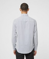 Armani Exchange Stripe Dobby Long Sleeve Shirt