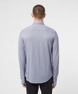 Armani Exchange Pique Long Sleeve Shirt