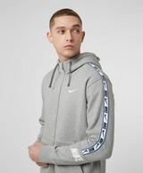 Nike Tape Fleece Full Zip Hoodie