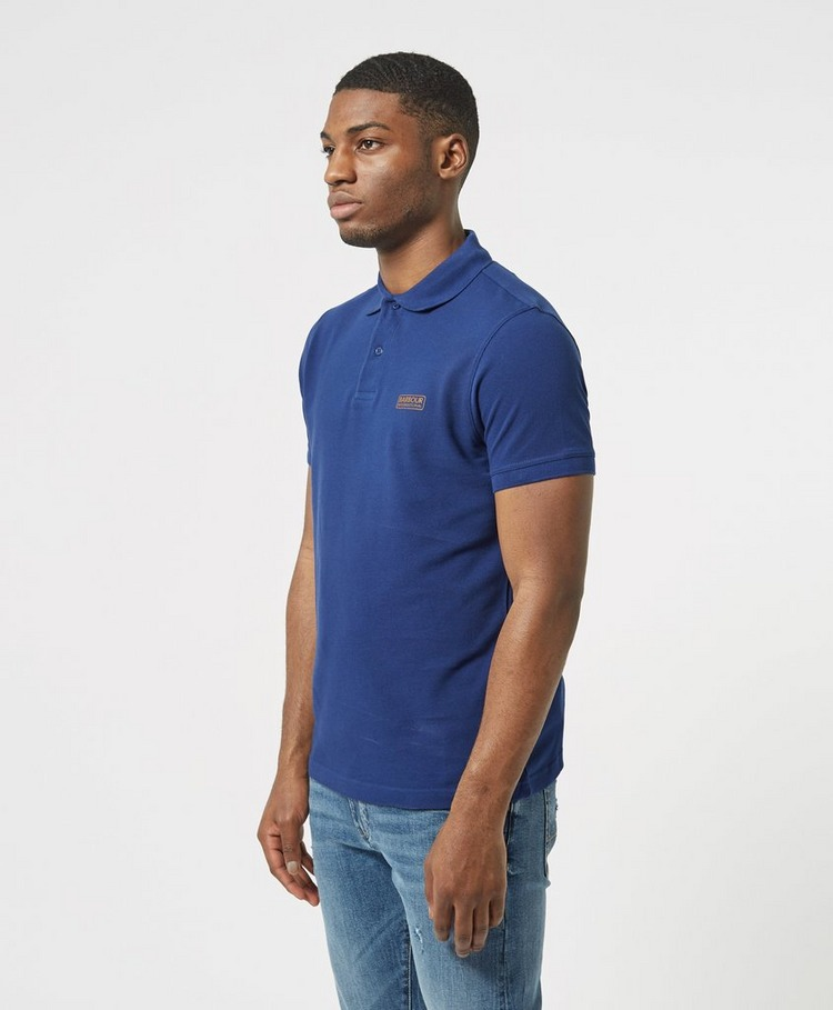 Barbour International Essential Short Sleeve Polo Shirt