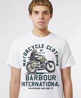 Barbour International Rider Short Sleeve T-Shirt