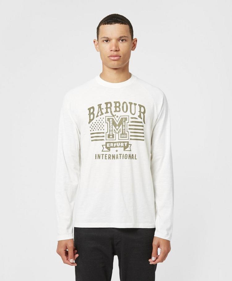 Barbour International Steve McQueen Tanner Long Sleeve T-Shirt