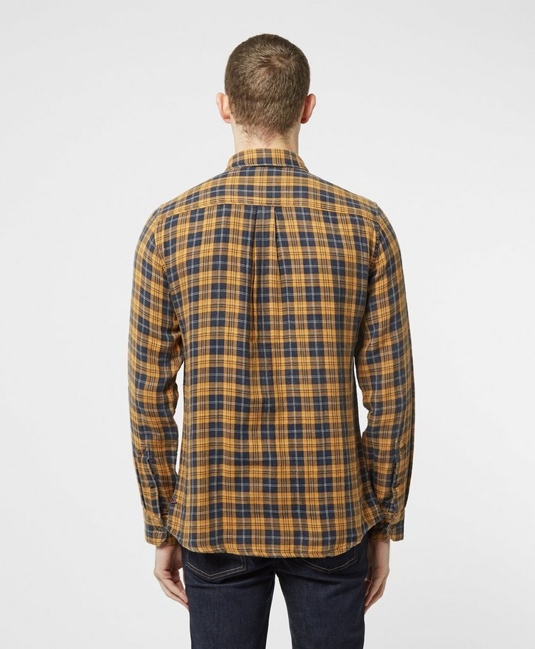 Barbour International Steve McQueen Thomas Long Sleeve Shirt