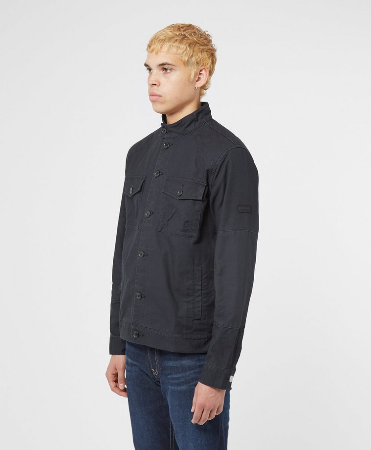 Barbour International Biker Overshirt
