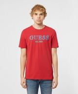 GUESS Brake Logo T-Shirt