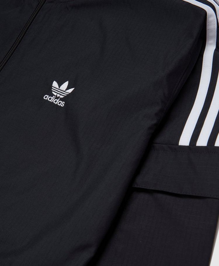 adidas Originals 3-Stripes Windbreaker