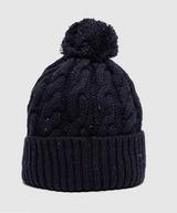 Barbour International Knitted Bobble Hat