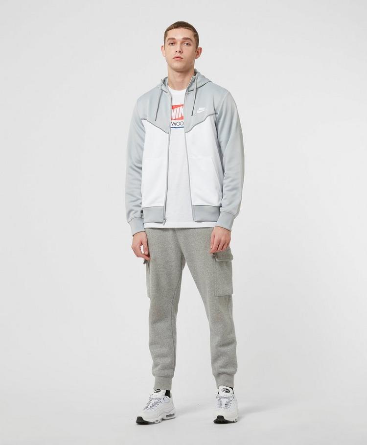 Nike Repeat Logo Full Zip Hoodie